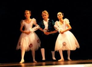 1998 danses