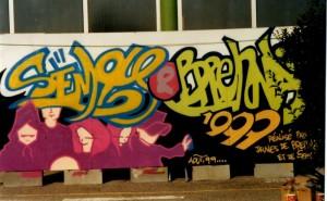 1999 Fresque Semoy-Brehna