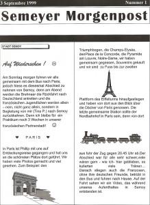 1999 article N 1 Tina