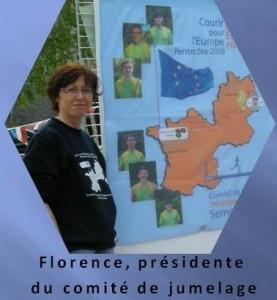2009 Flo présidente